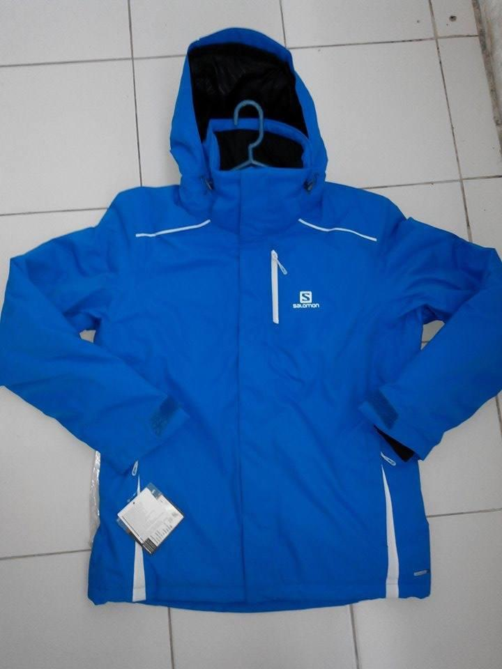 Jaket SAlomon Almes & Jaket The North Face Apex Elevation Jaket