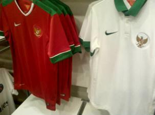 Jersey Indonesia Home and Away 2015