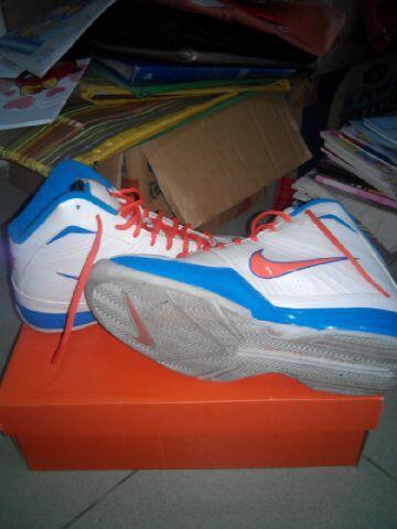 Harga miring Sepatu Basket NIKE-nya ori