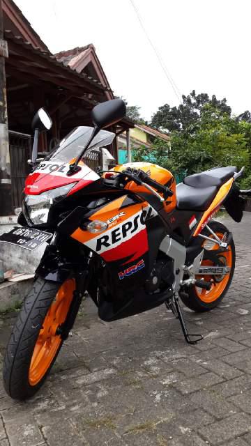 Jual cepat Honda CBR Repsol 150 CC