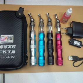 Vaporizer EVOD X6 camry EGO CE5 Refill Jangkar LIQUA E-Liquid Grosir dan Eceran