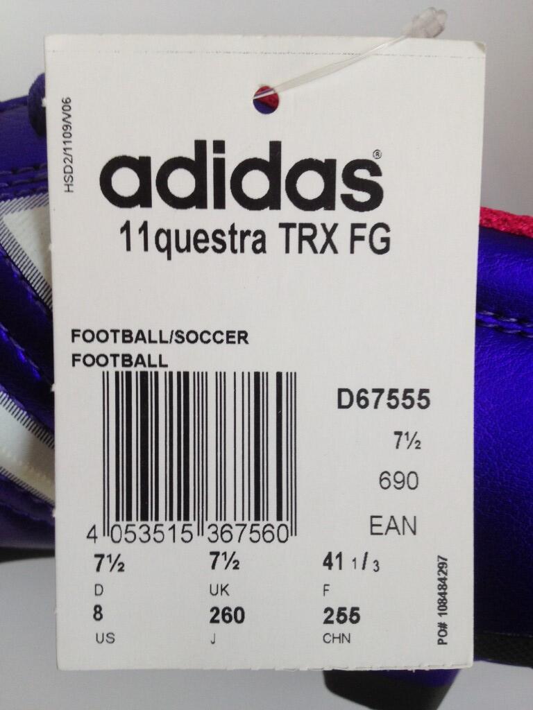 Sepatu Bola Adidas 11questra FG Samba Pack New&Original Murah Habisin Stok! Bukan KW!