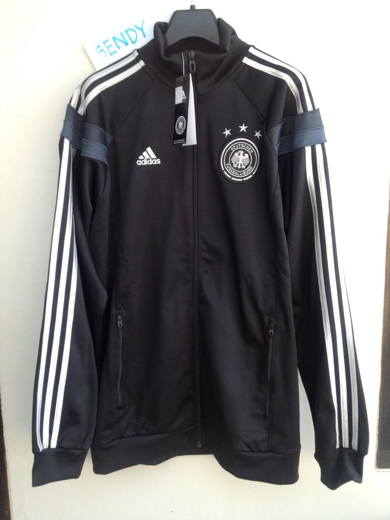 Jaket Adidas Jerman|Germany DFB Anthem Track Top Jacket|New&Original|Murah!|Bukan KW!