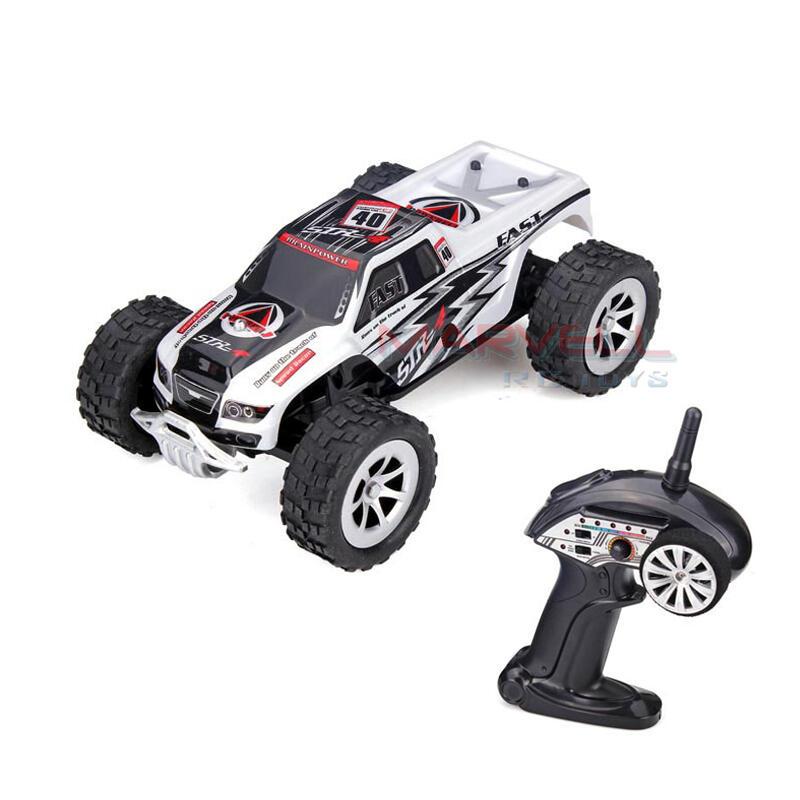 ***** MOBIL RC BERKUALITAS WL Toys 1:24 25 Km/H RTR RC Racing *****