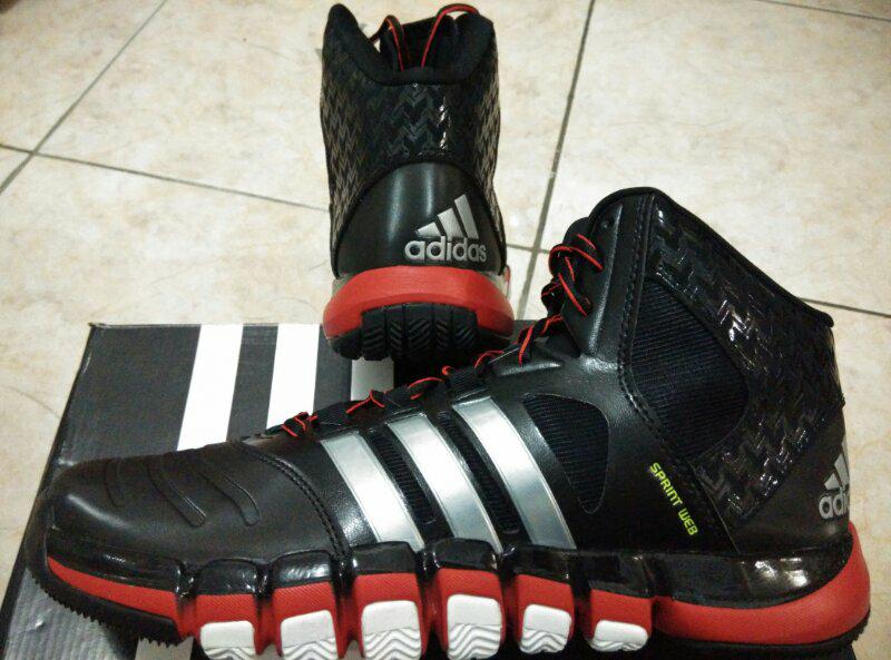 Sepatu Basket Adidas Reebok: Sublite, Adipure Crazy Ghost, dll. Original Murah