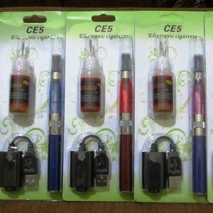 Rokok Elektrik Ego CE5 Evod Kamry x6 Vaping Vapor Bogor