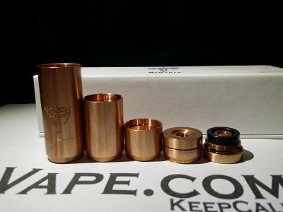 [WTS] Nemesis S-200-PO ALL COPPER NEW FREE ONGKIR