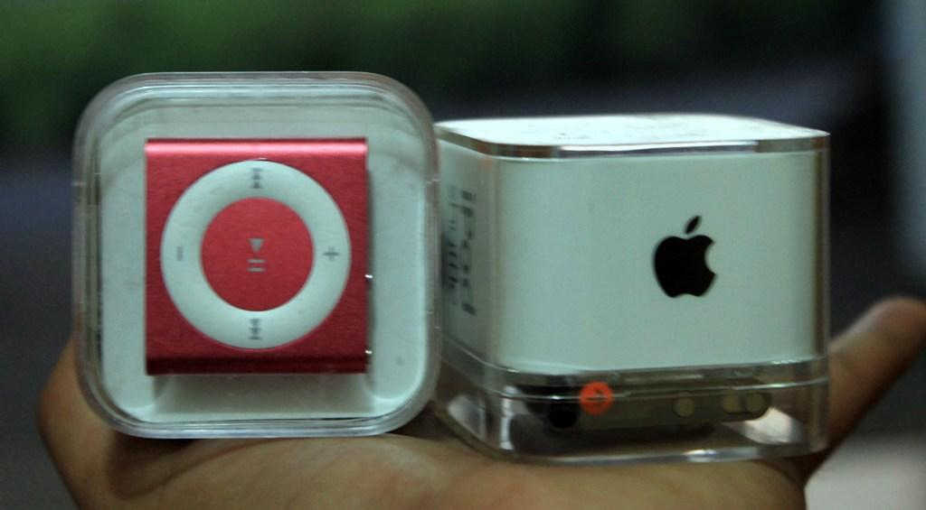 iPod Shuffle 4th 2GB Murmer Free Ongkir