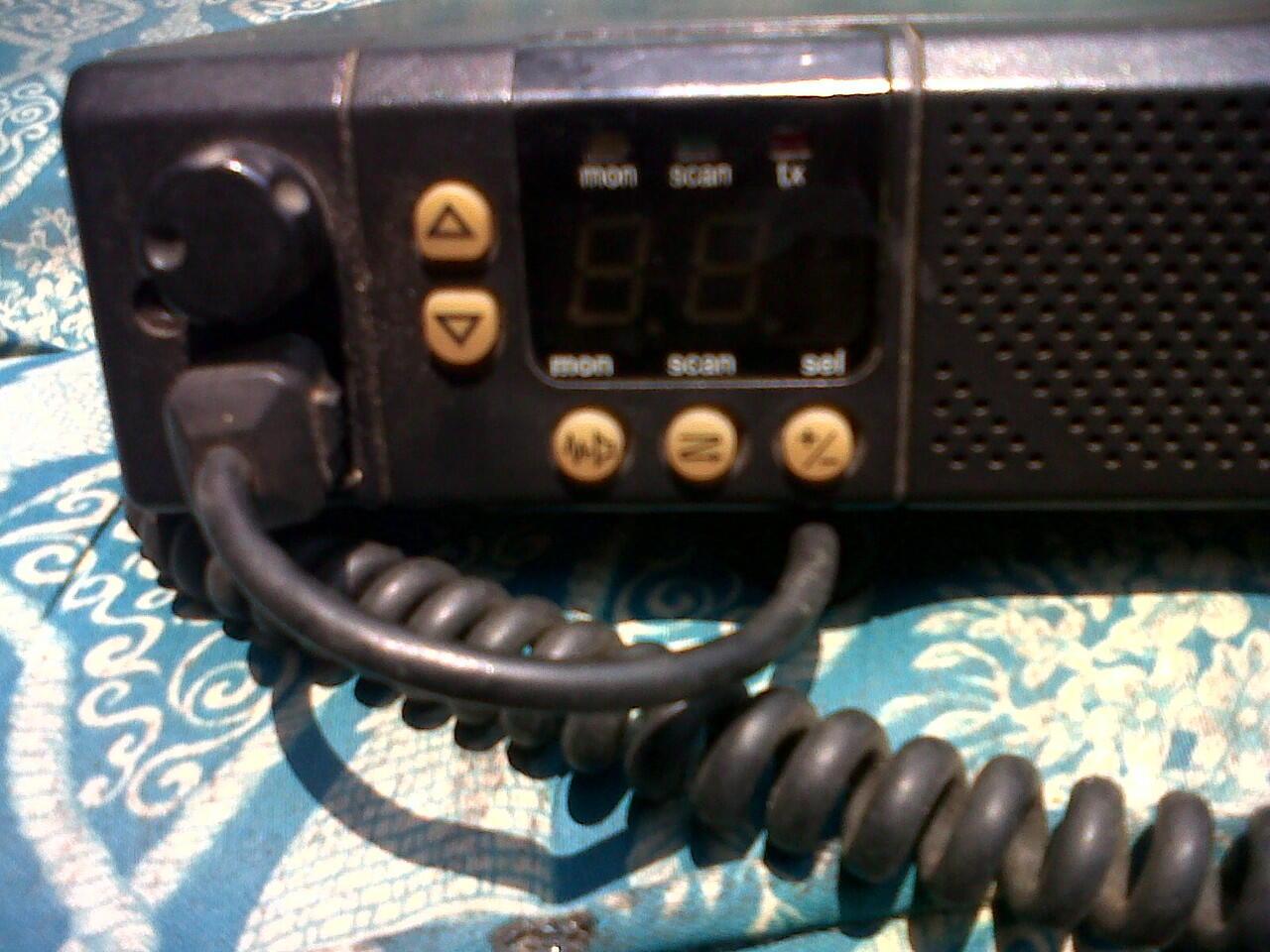 [WTS] RIG Motorola Radius GM300 [Di Jual Cepat]