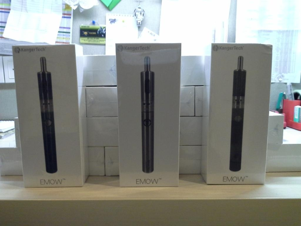 FOR SALE STARTER KIT PERSONAL VAPORIZER KANGERTECH EMOW VERY LOW PRICE!!