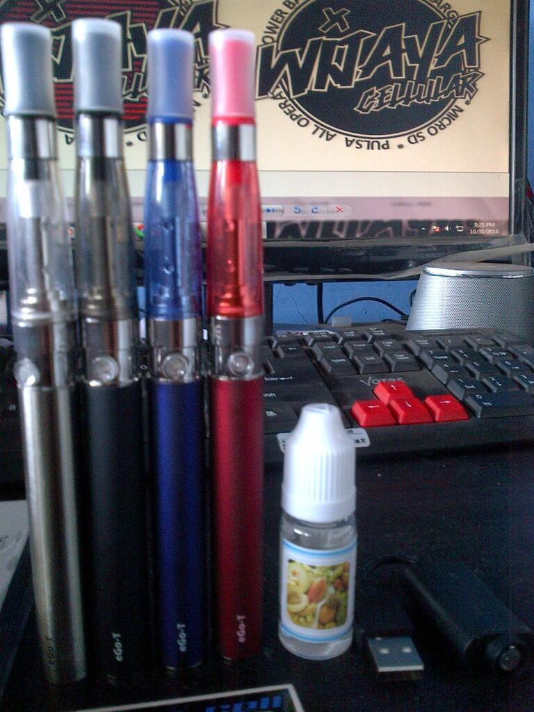 Rokok elektrik / vaporizer ce5 T 1.100 mah murmer malang