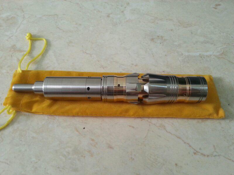 WTS Maraxus Mod + Kayfun 3.1 clone (vaporizer, vape) murah gan. Surabaya