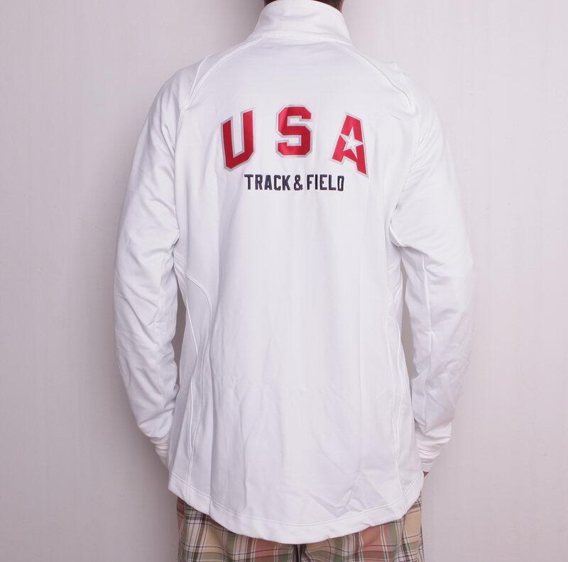 JAKET NIKE USA TRACK & FIELD 100 % ORIGINAL