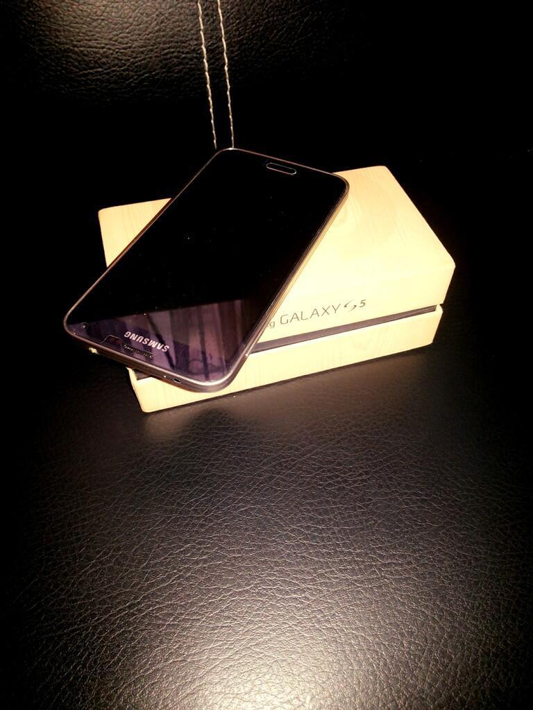 Samsung Galaxy S5 Black (Garansi 7 Bln) Bandung