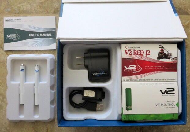 V2 Cigs Starter Kit Murah ajaa (100% New & Genuine)