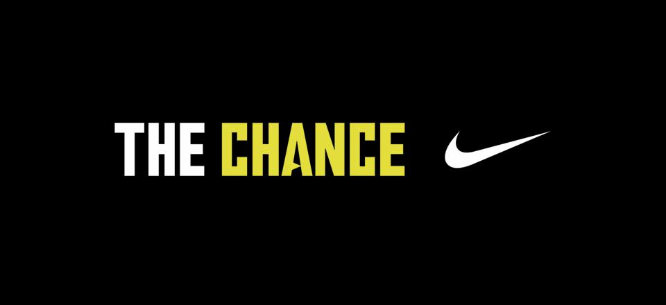 Pre Order Tshirt Baju Nike the chance (No Quota/Kuota) Design simple