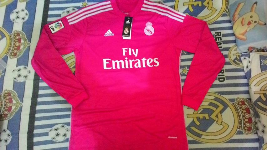 Jersey Grade Ori Real Madrid Away 14/15 Long Sleeve Ronaldo #7 BNWT [Full Set]