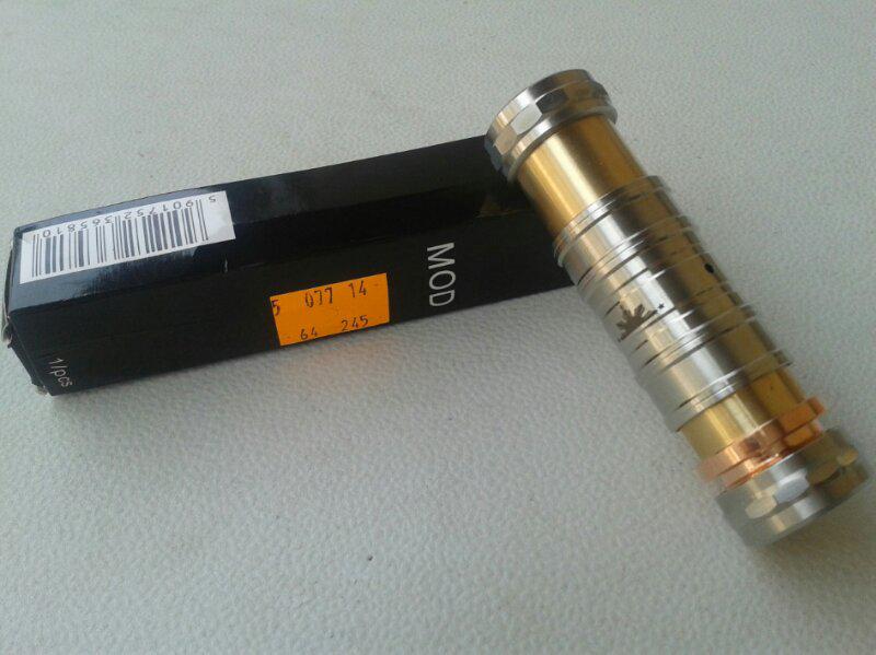MOD Mecha Telescopic Private V2 SS - personal vaporiser - vapor - vape - vaper