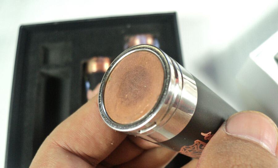WTS : vaporizer /vape mechanical mod stingray black & kayfun 3.1 .cuma 650rb gan !