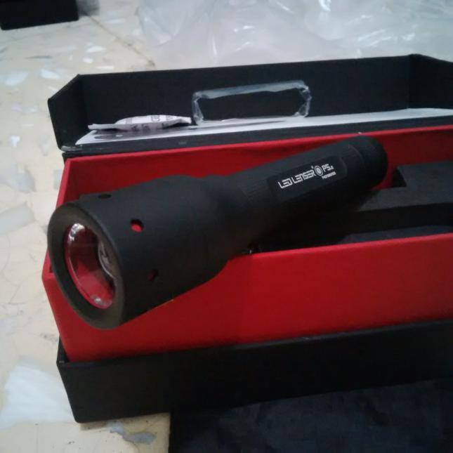 LED LENSER P5.2 ORI LIKE NEW GARANSI