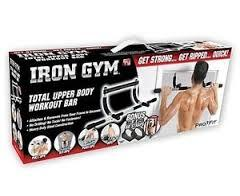 ALAT FITNES : IRON GYM, SKIPPING, HAND GRIP, CHEST EXPANDER