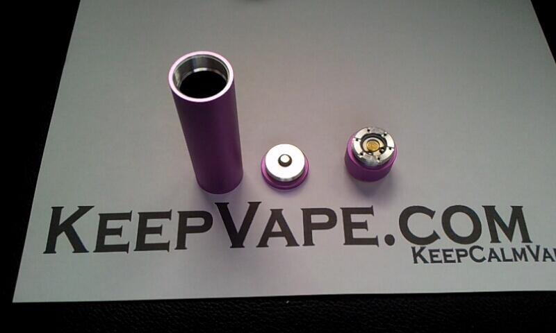 Manhattan Mods Aluminium magnet KeepVape.com Free ongkir