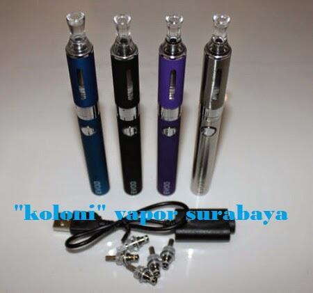 Rokok Elektrik (vaporizer) x6, ce5 koil, sumbu, evod koil Murah Surabaya