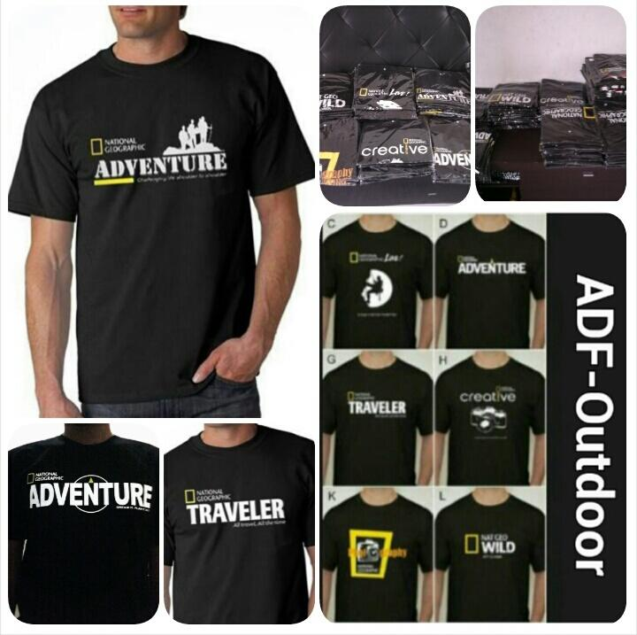 T-Shirt National Geographic