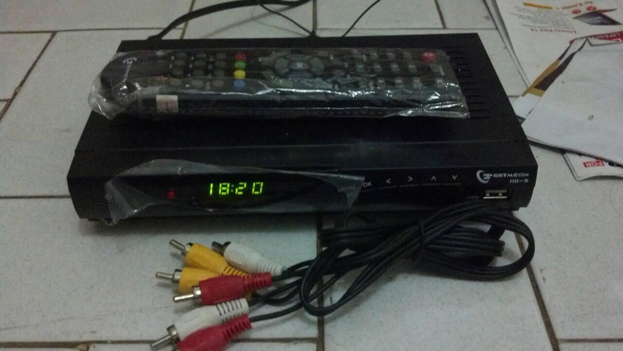 TV BOX (Getmecom HD-9 DVBT2)