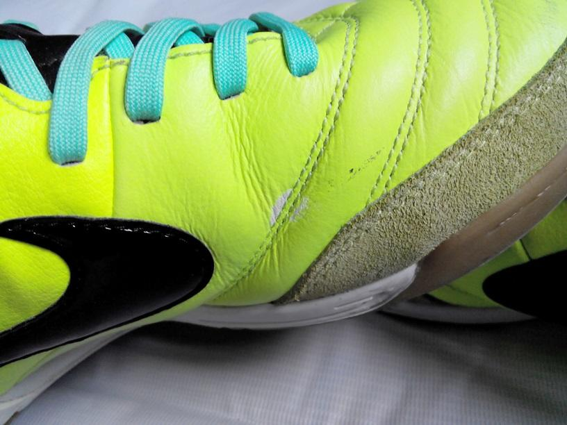[WTS] SEPATU FUTSAL TIEMPO NATURAL - GREEN VOLT (RARE ITEM) 2nd MINT CONDITION