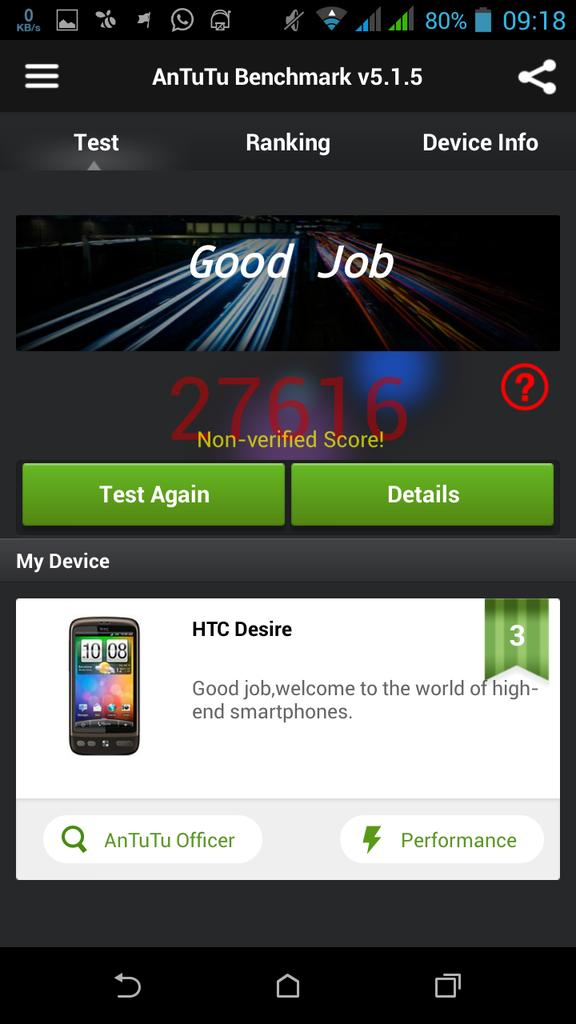 HTC Desire 616 dual SIM GSM, Octa Core!