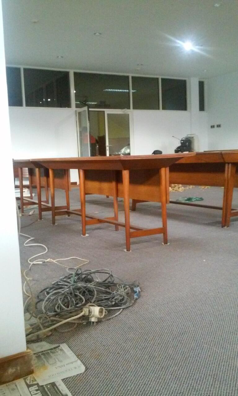 Terjual Karpet Office Bali Buana Dll Permadani Kasur