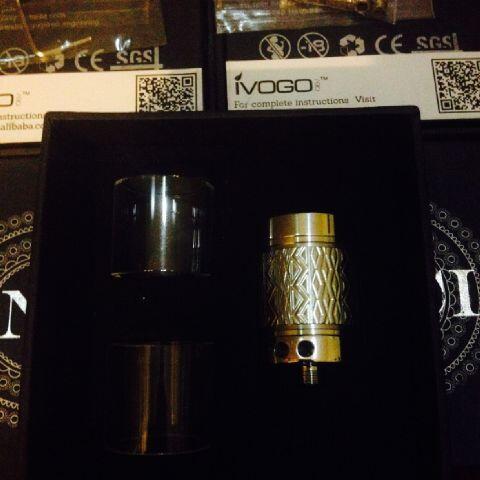 """BNIB : Mechanical Mod """"OROS"""" by Ivogo & Rda """"LANCIA"""" by Ivogo"""