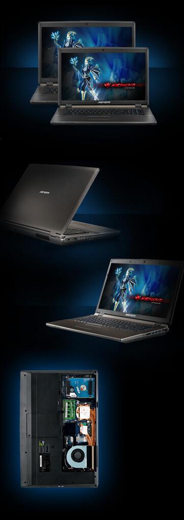 [VERDE] Xenom Hercules,Phoenix,Siren,Pegasus,Shiva Gaming laptop BNIB Garansi Resmi