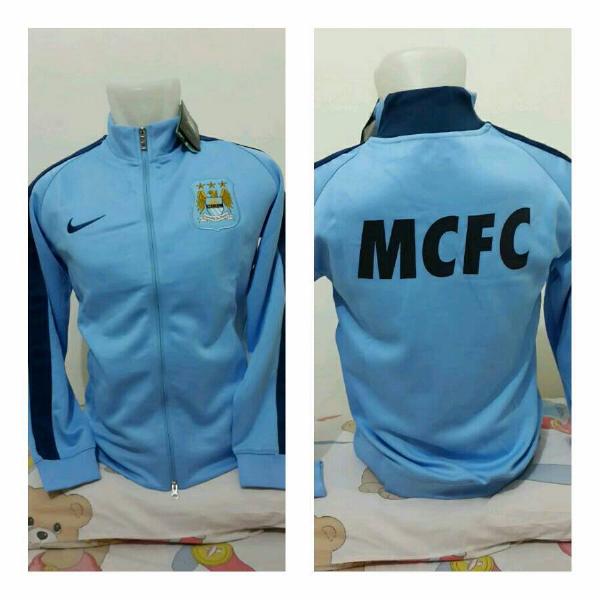 Manchester City Lengkap (Jersey&Jacket) 2014