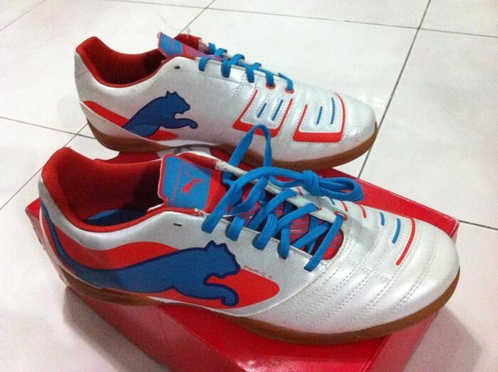 Futsal Puma PowerCat 4 IT MURAH GAN