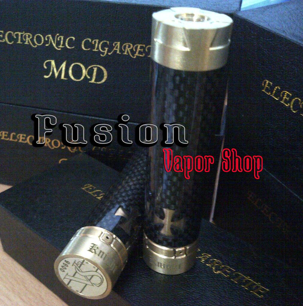 Vaporizer Mechanical MOD Manhattan clone by EHPRO (Brass & Copper)
