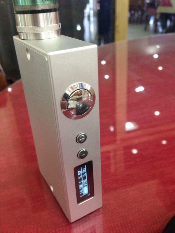 WTS vapor Sigelei 100W like New!!