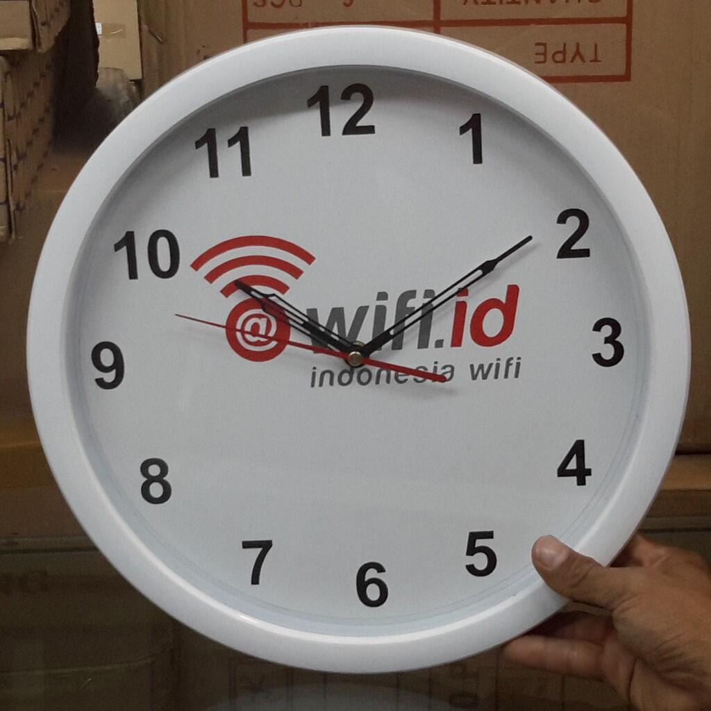 Terjual   Menerima Pesanan Sablon Jam Dinding untuk Promosi ... 3beae0108e