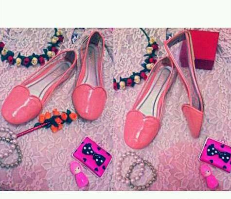 flatshoes cute vintage murah aja