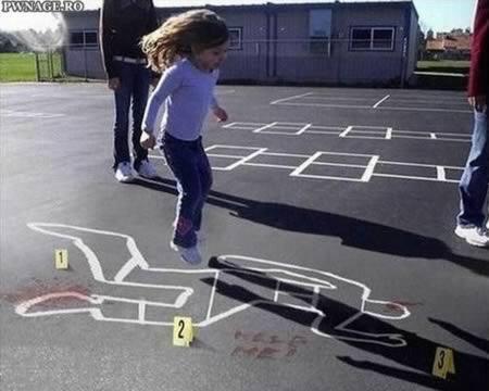 Konyol, Jangan Kamu Ajak Anak Kecil ke Taman Bermain Ini!