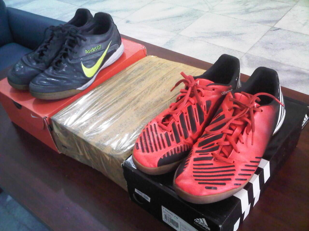 WTS 2nd Adidas Predator Absolado LZ, CTR360, GATO LTR size 42 ORIGINAL 100% [BOX]