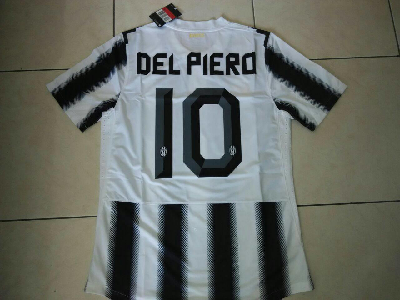 [ ORIGINAL ] Jersey Juventus Player issue 2011/2012 & blok hitam 2006