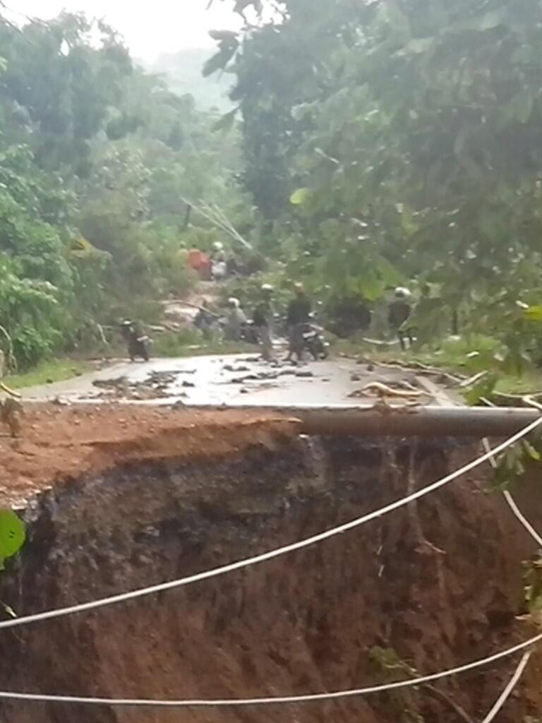 situasi banjir aceh pantai barat dan gayo lues