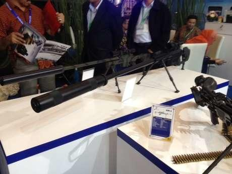 Ini Senapan Sniper Milik Pindad yang Ditakuti Dunia