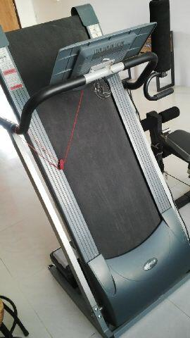 Treatmill Elektric 12 Speed Shaga | like new