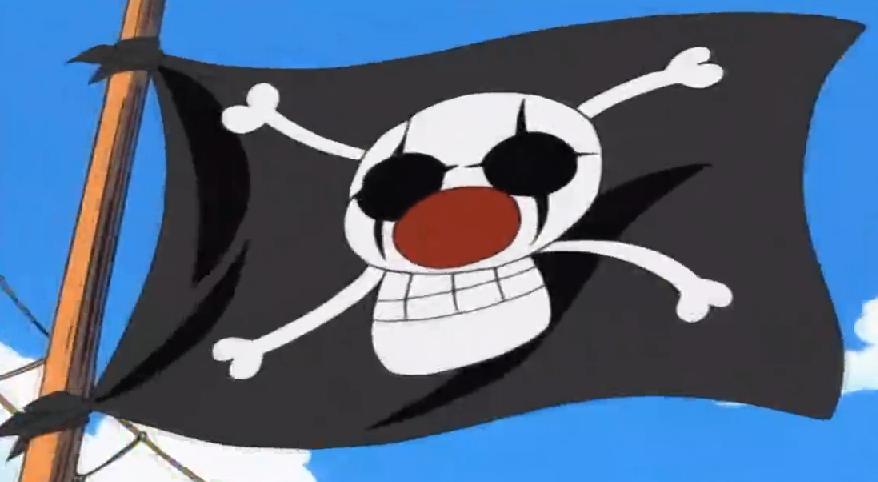 Bendera Bajak Laut Di Anime Onepiece