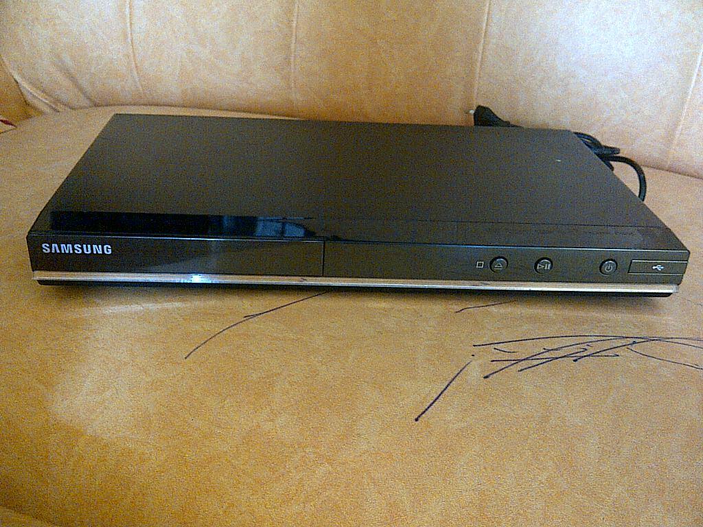 DVD Samsung D530