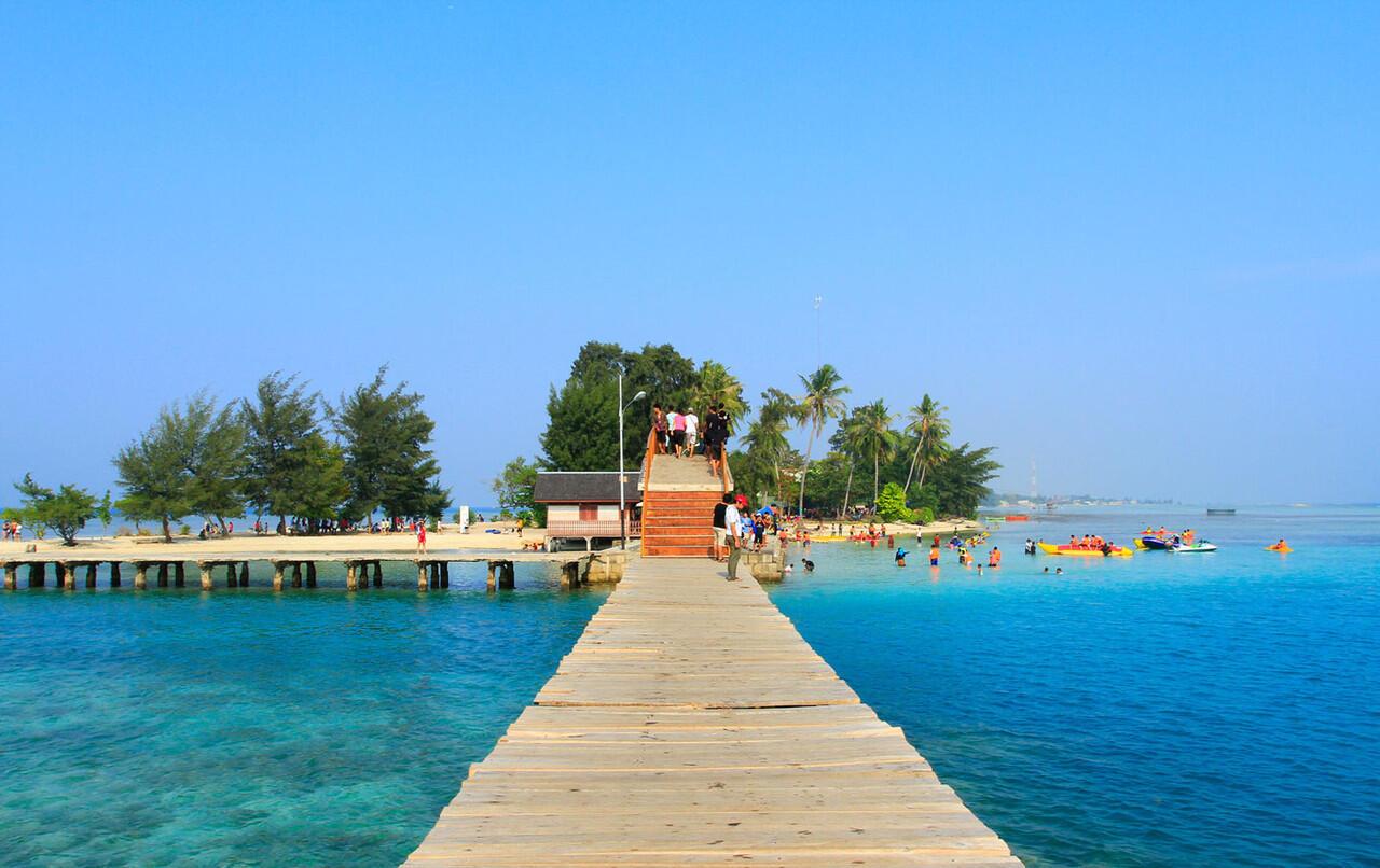 Terjual Paket Wisata Pulau Tidung Kepulauan Seribu Kaskus Tour