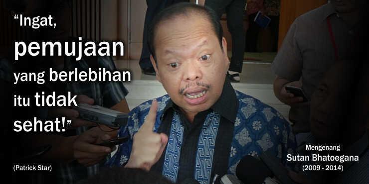 Demi Lihat Jokowi, Petani Bendoro Ini Nekat
